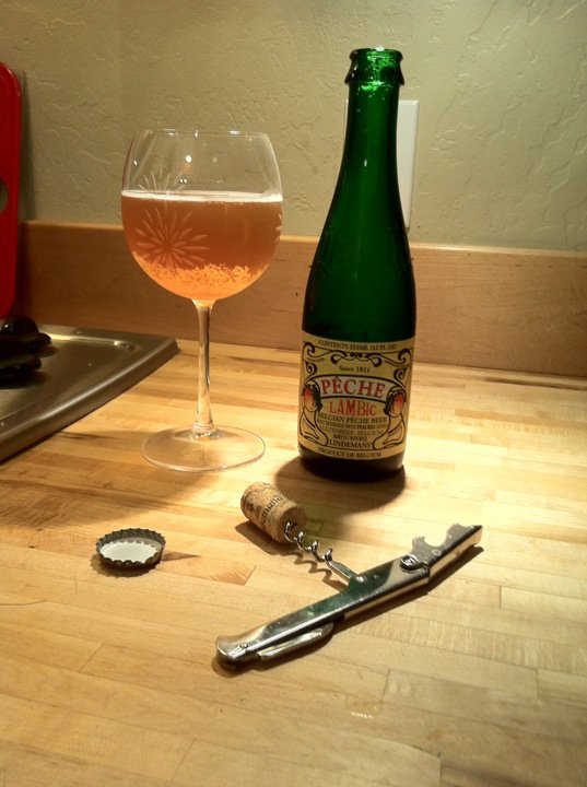Lindemans Pêche Lambic - Fruit Beer
