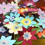 Paper flowers - thumbnail