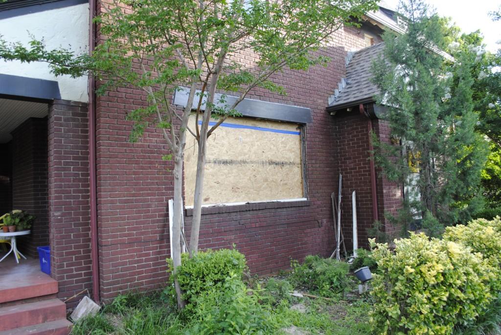 Antique Window Restoration - www.LauraAnneStone.com