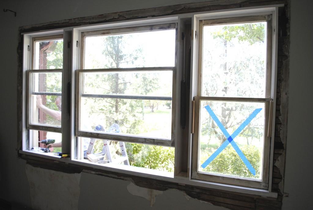 Antique Wood Window Restoration - www.LauraAnneStone.com