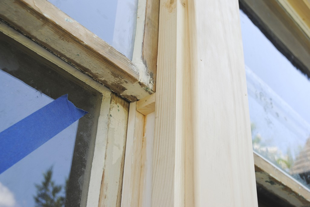 Windows Pt 4 Sash And Exterior Trim Installation Laura Anne Stone