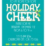 2015 holiday party invitaion